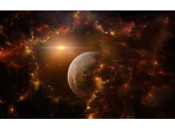 Мир фэнтази фото космос