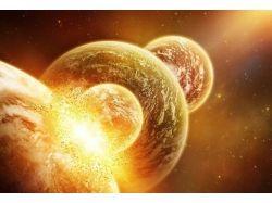Картинки космос парад планет