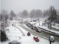 Мелитополь фото зима
