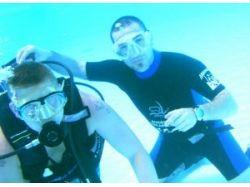 Дайвинг подводный мир тенерифе