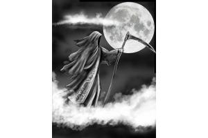 Фото смерть с косой