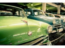 Московский городской музей ретро автомобилей