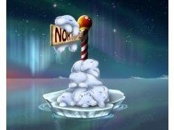 Поиск новогодние прикольные картинки с дедом морозом и снегуркой