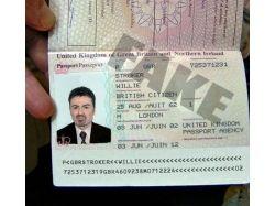 Поддельный паспорт фото