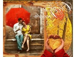 Осень и любовь картинки