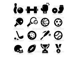 Иконки спорт фото