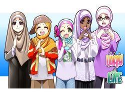 Исламский любовь картинки