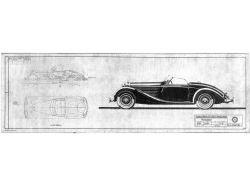 Как построить ретро автомобиль