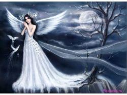 Ангелы и любовь картинки
