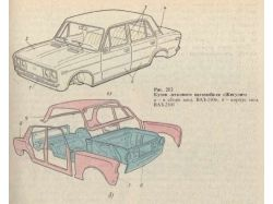 Конструкции и схемы ретро автомобиля