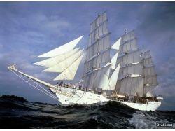 Картинки корабли парусные