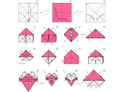 Оригами картинки цветы из бумаги как изготовить цветы из бумаги