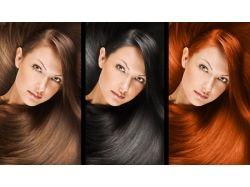 Какой цвет волос подходит типу осень фото