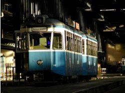 Львовский транспорт фотографии поездов трамваев