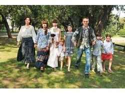 Иван охлобыстин дети фото