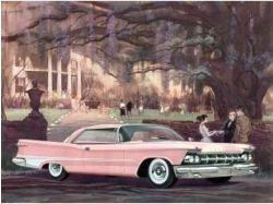Американские ретро автомобили постеры