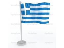 Флаг страны greece