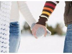 Романтические картинки зима