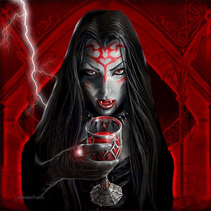Картинки с вампирами на аватарку