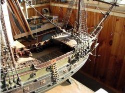 Корабль орел фото