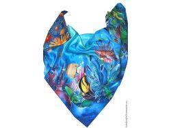 Подарок подводный мир аквариум