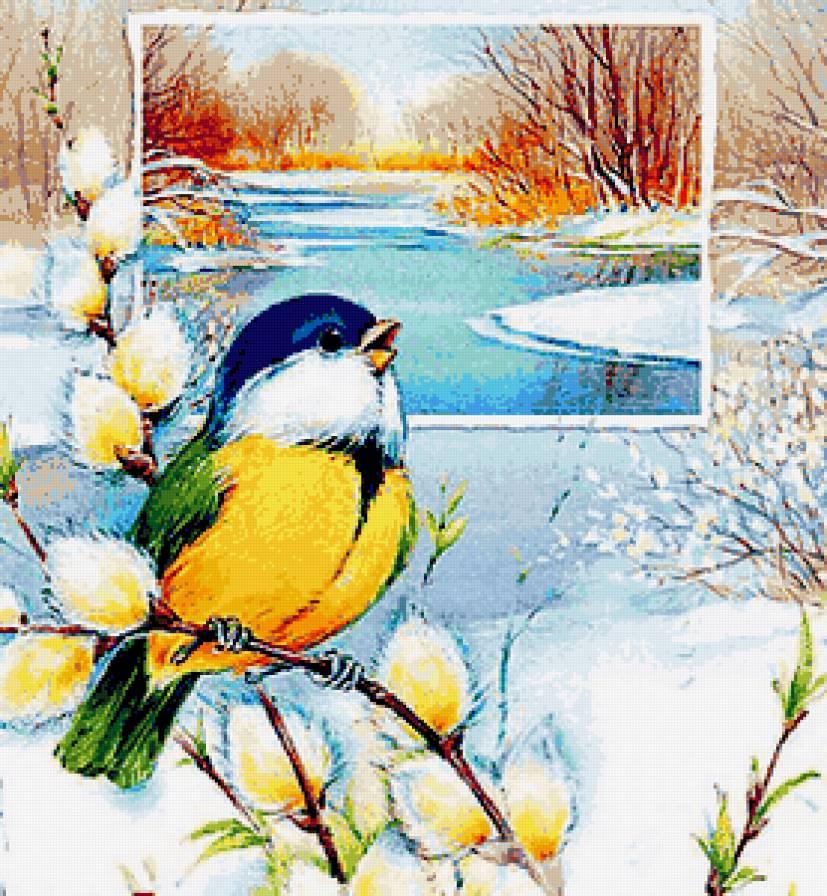 Рисунки на тему весна пришла » Скачать лучшие картинки ...