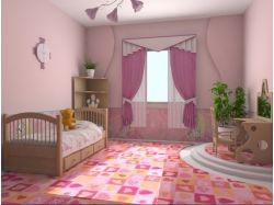 Интерьер фото детских комнат