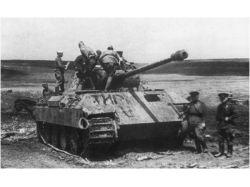 Уничтоженная немецкие танки фото