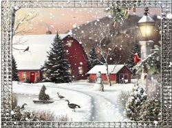 Любовь картинки красивые зима