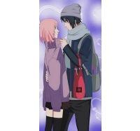 Саске и сакура любовь фото