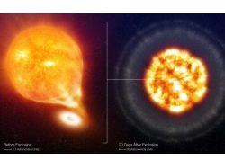 Картинки космос образование сверхновых