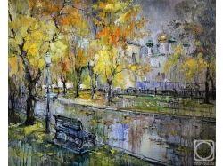 Москва и золотая осень фотографии