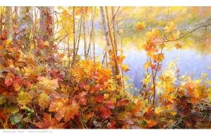 Осень пейзажи картины