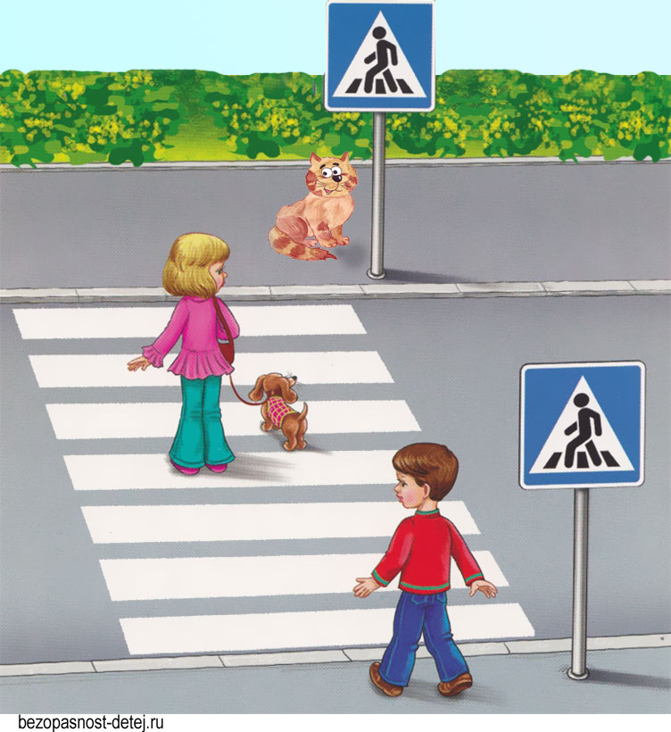Задания для детей по ПДД  картотека с рассказами  Все