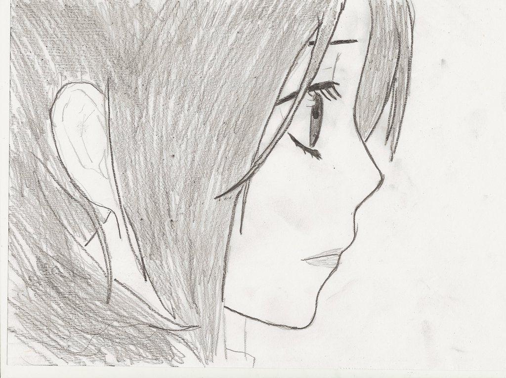 Картинки аниме с боку