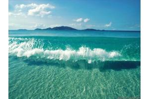 Фото лето море пляж