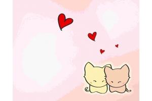 Милые рисунки карандашом про любовь