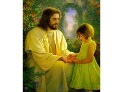 Иисус и дети фото