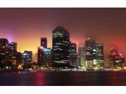 Широкоформатные фото крупных городов мира