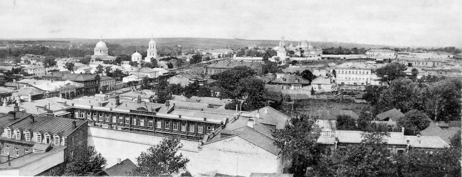 Белгород на старых фотографиях