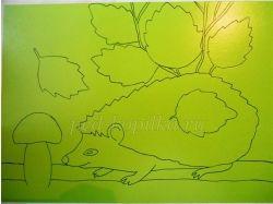 Рисунки про осень