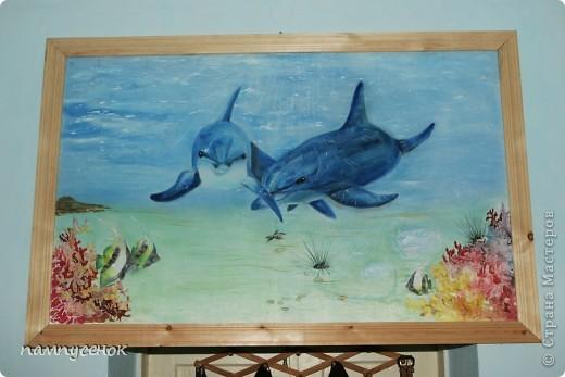фото батик дельфины заблуждение, что макросъемка
