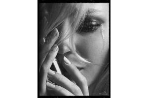 Красивые и грустные картинки