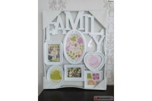 Рамка для фото family минск
