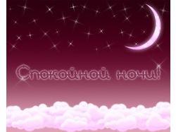 Картинки спокойной ночи прикольные 4