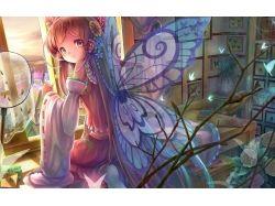 Смотреть картинки аниме девушек