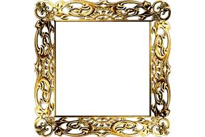 Красивые рамки для фото онлайн