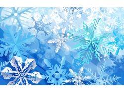 Снежинки картинки