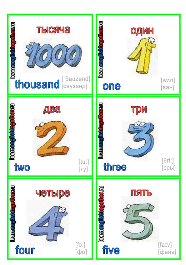 учим английский с нуля в картинках каждая пара проходит