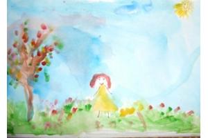Картинки лета для детей | детское развитие